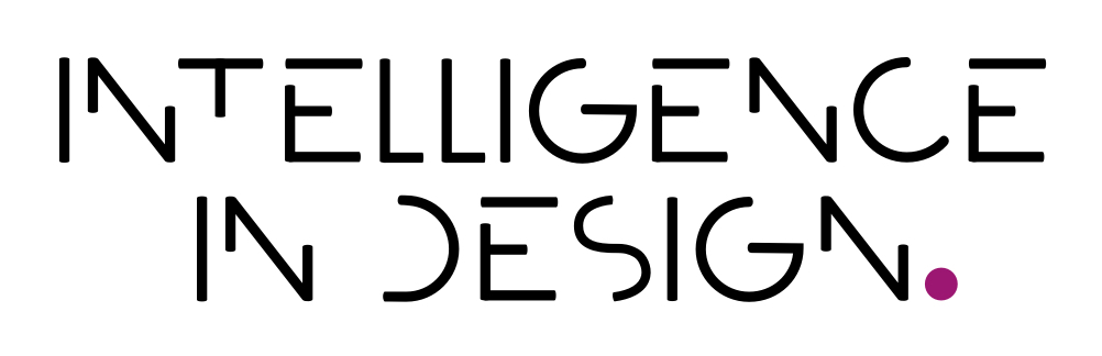 Intelligence in Design UX event logo